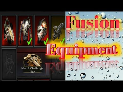 Last Empire War Z / Fusion Equipment