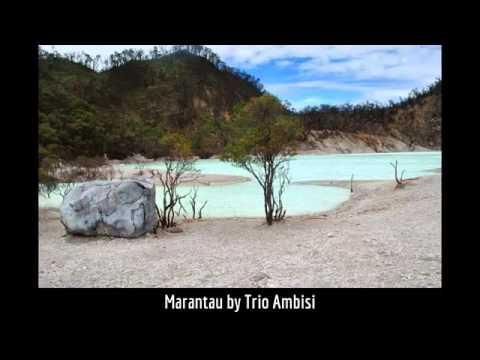 LAGU MINANG ~ Marantau by Trio Ambisi, Cipt Arr Bob Dalil