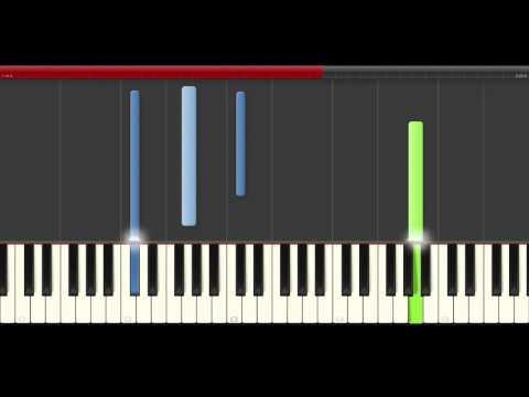 Road to perdition piano midi tutorial sheet partitura