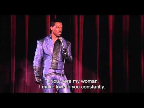 Eddie Murphy - Raw - Dexter Saint Jock Scene
