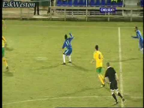 Chelsea Youth v Norwich City Youth (H) 09/10