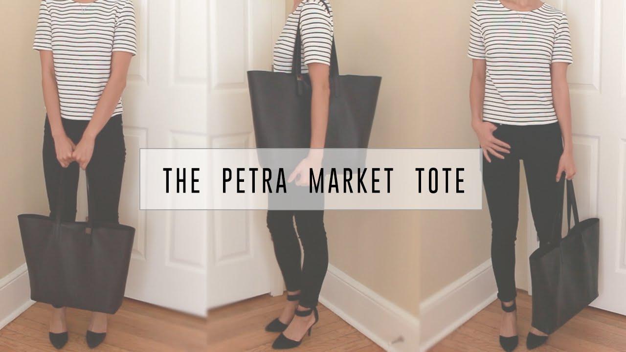 The Everlane Petra Market Tote