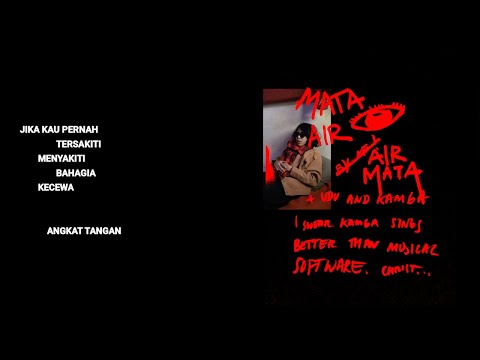 hindia-ft.-natasha-udu---mata-air-(official-lyric-&-commentary-video)