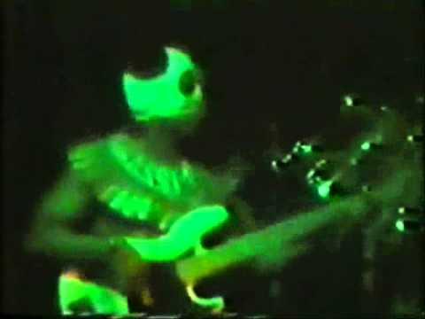 Brides of Funkenstein Houston TX 1979 part 1