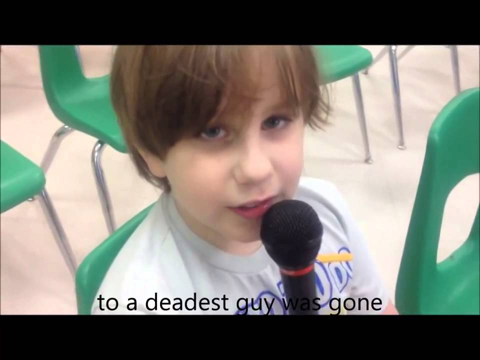 Non Verbal Autistic Child sings A Whole New World With Lyrics ...