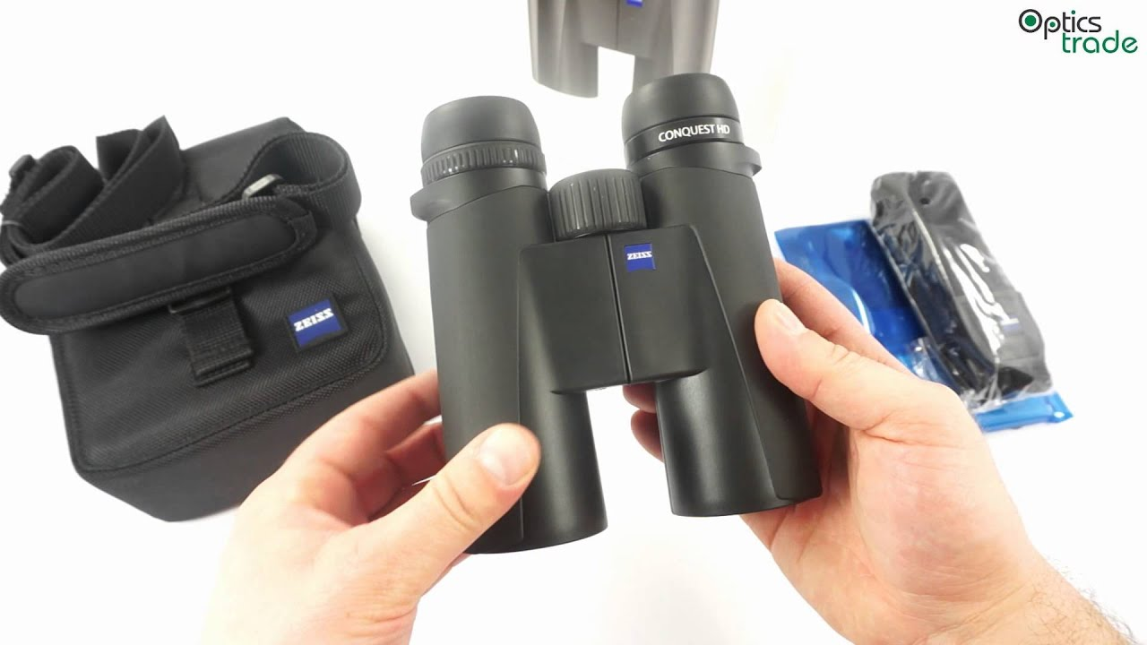 Zeiss conquest hd 8x42 binoculars review youtube