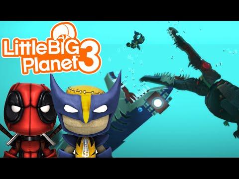 Little Big Planet: Картинг - 1я часть