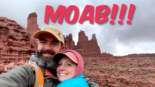 Moab, Waterfalls &amp Arches!!!