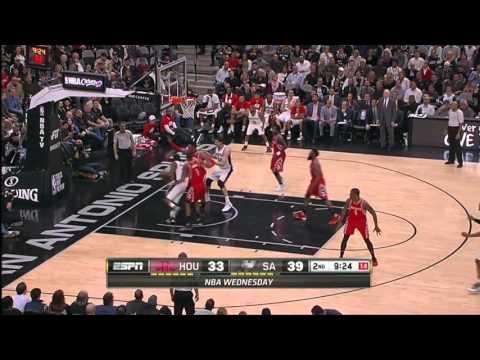 Houston Rockets vs San Antonio Spurs | January 27, 2016 | NBA 2015-16 Season
