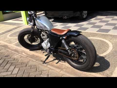Best Bobber Yamaha Scorpio 2011