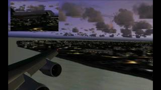 Singapore Airlines Landing In Changi (fs2004)