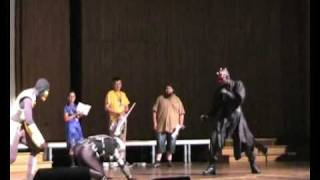 Cosplay Animagic 2006 - Mortal Kombat vs Star Wars Fight