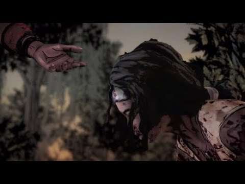 In too Deep The Walking Dead Michonne: The Telltale definitive Series |