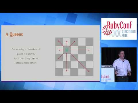 RubyConf 2016 - Problem Solved! Using Logic Programming to Find Answers by Gavin McGimpsey