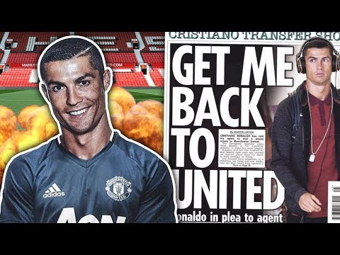 Has Cristiano Ronaldo Revealed His Desire To Return To Manchester United?! | W&L