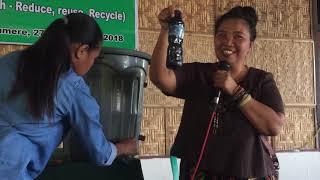 Green Indonesia environmental education & School Waste Bank - English
