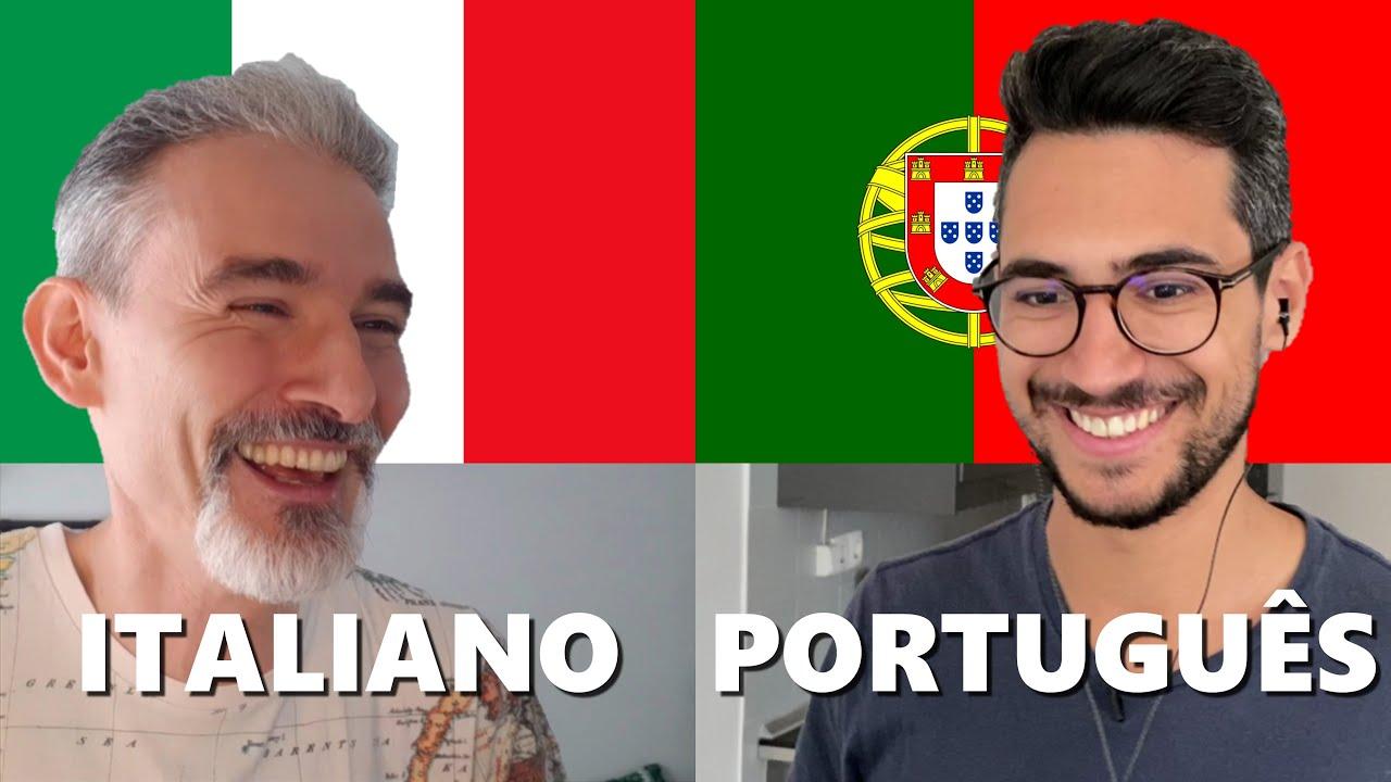 Português vs Italiano - Semelhanças e diferenças + Cognatos e Falsos amigos