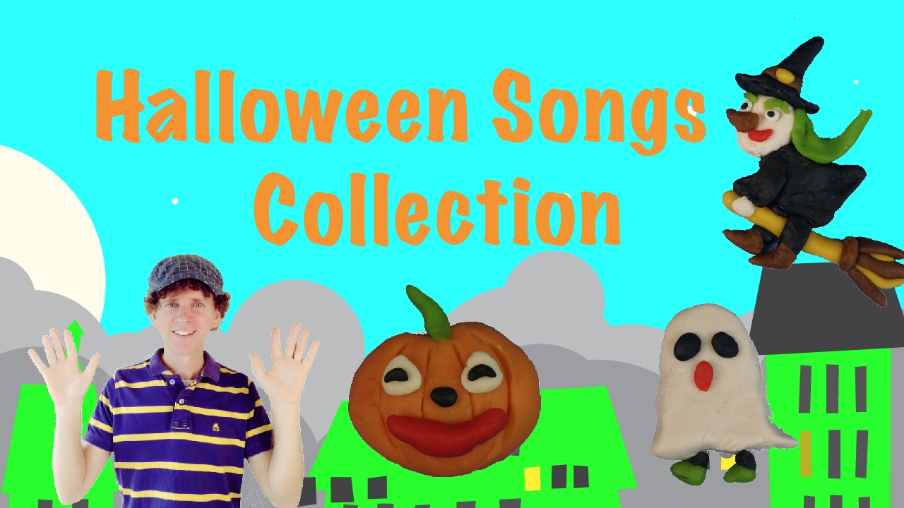halloween preschool songs songs collection four songs 708