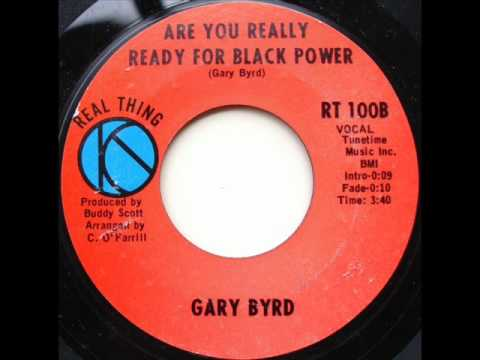 Gary rd Are You Really Ready For Black Power?
