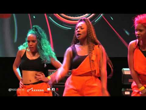 Falz Performance at The Official African Music Awards Ceremony - Afrimma
