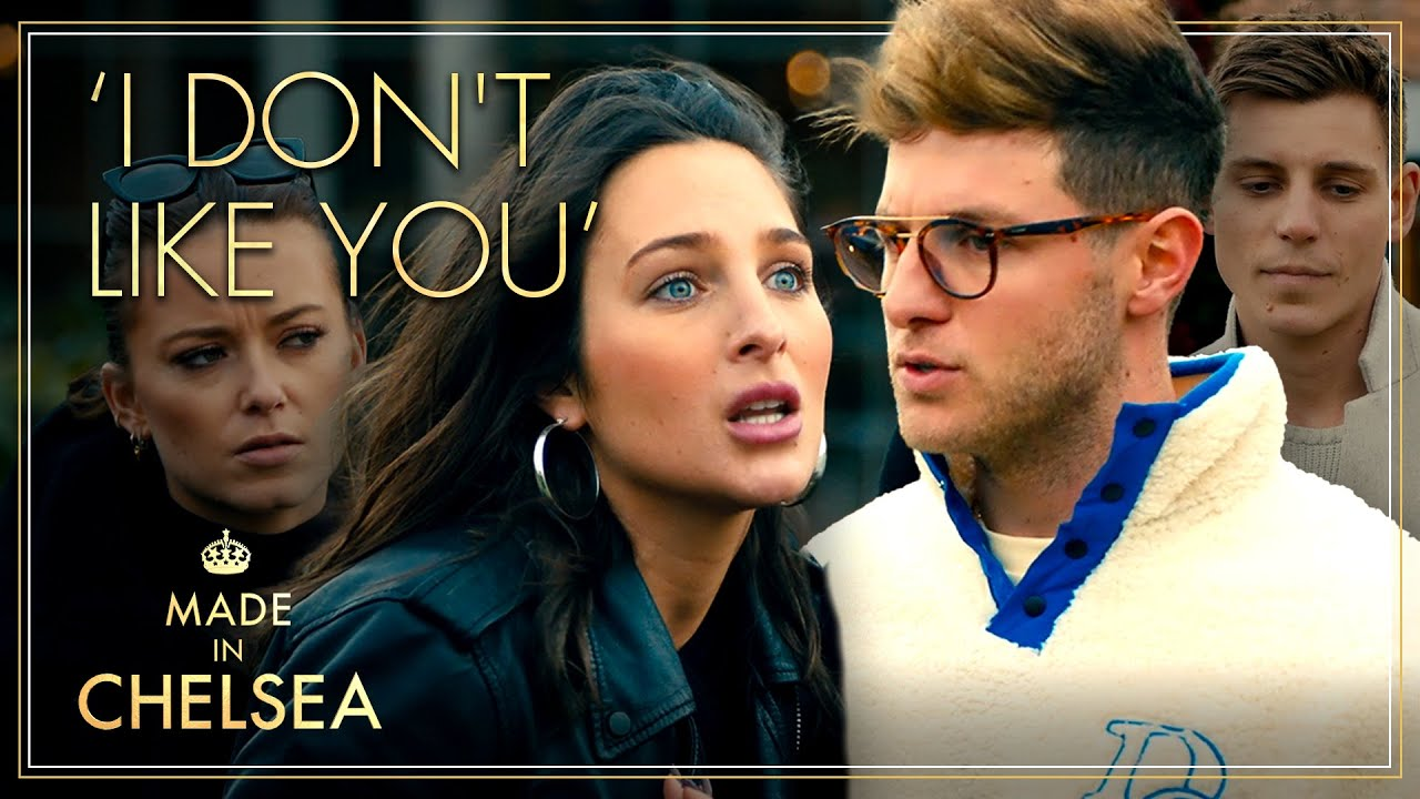 I have NO RESPECT for you! | Made in Chelsea