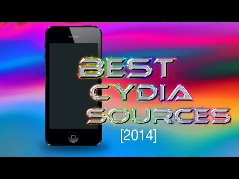 iOS 7 - 7.1.2 // BEST CYDIA SOURCES of 2014!