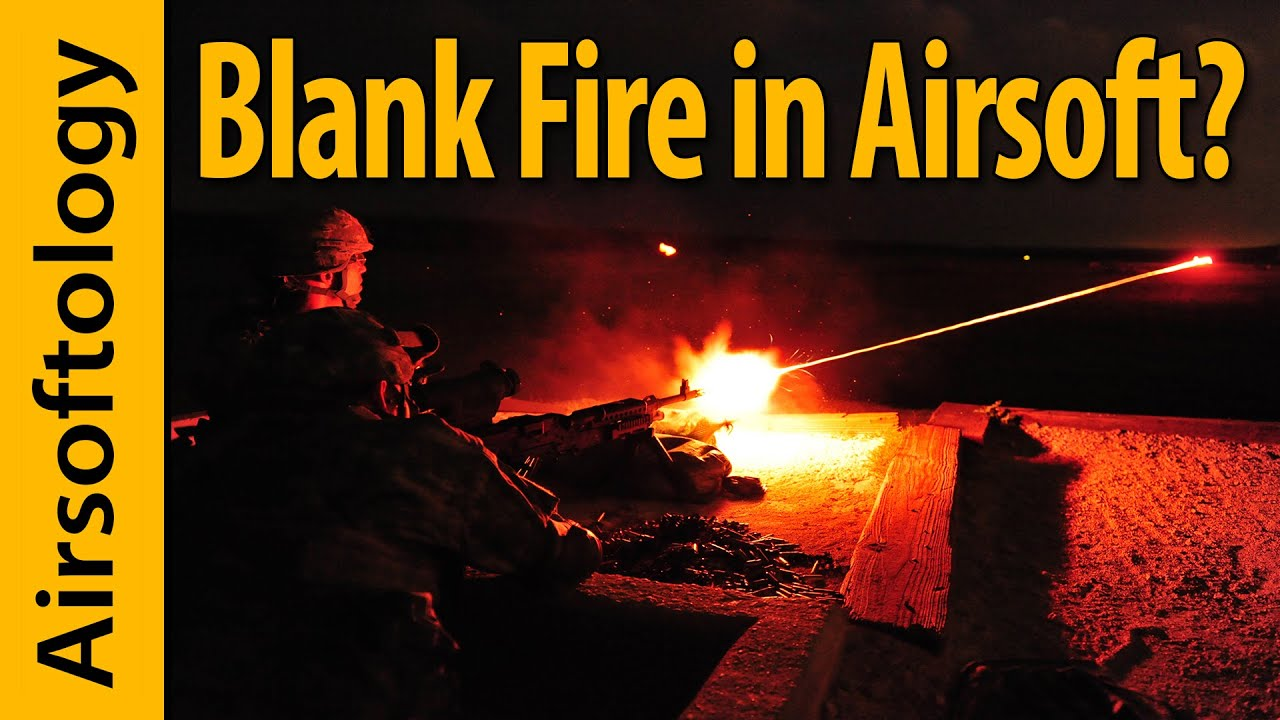 Blank Fire in Milsim & How to Fix HopUp Feeding Problems | Airsoftology  Mondays