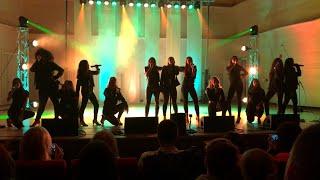 Mello Divas Open for SingStrong Pro Show