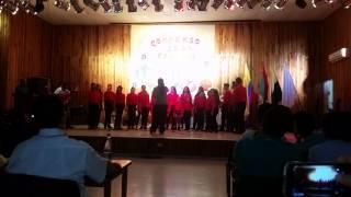 EL GALLO TUERTO - Coro Musichicos  2015