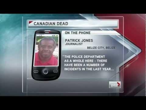 Global National - Calgarian dies in Belize jail
