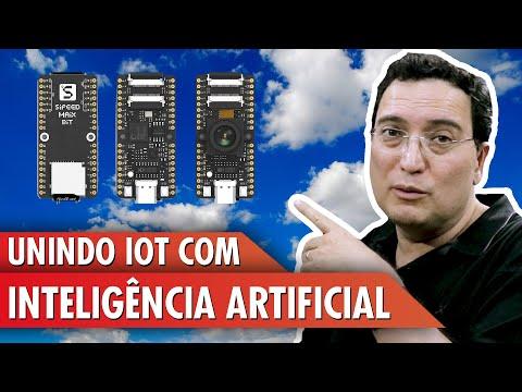 Unindo IOT com Inteligência Artificial