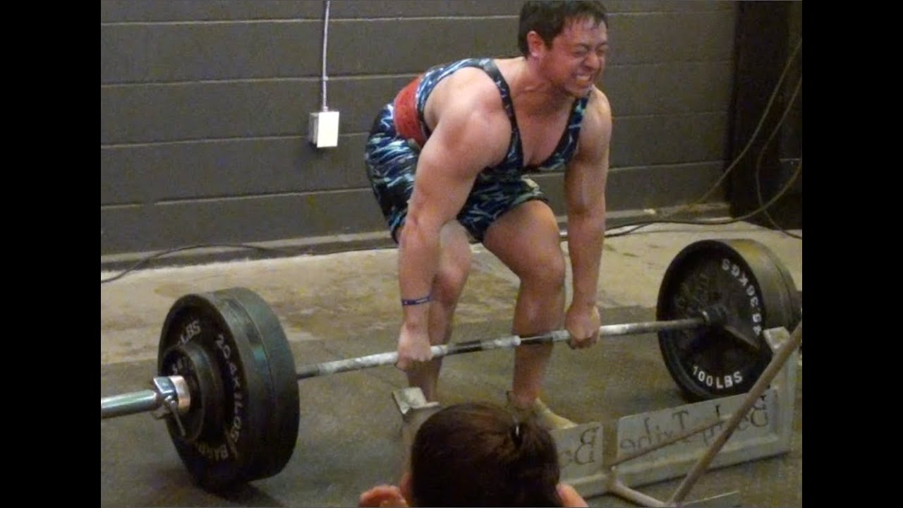 first raw powerlifting meet