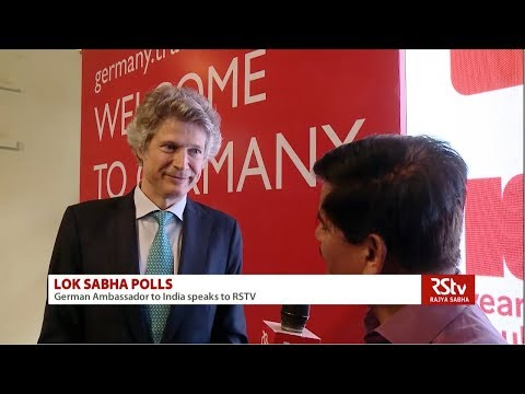 India's role in the World increased over the years: Jasper Wieck, German Ambassador