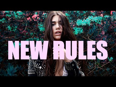 Dua lipa new rules lyrics youtube dua lipa new rules lyrics stopboris