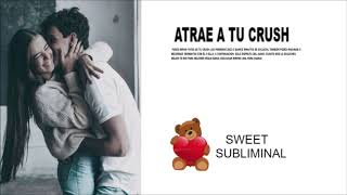 Enamorar/atraer a tu crush; unisex/FUNCIONA!!!