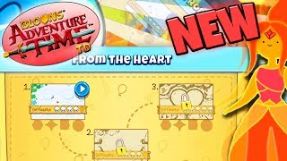 NEW MAP   Tylko 3 postacie   Bloons Adventure Time TD   PL