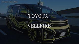 TOYOTA 30 VELLFIRE CUSTOM PV / トヨタ 30 ヴェルファイア カスタム PV