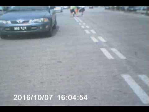 KW Eagle Eye Tx-19 1080 FullHD Car Cam Recorder [Back]
