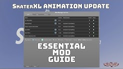 NEW SkaterXL Essential Mod Guide (March 2020) with Jboogie
