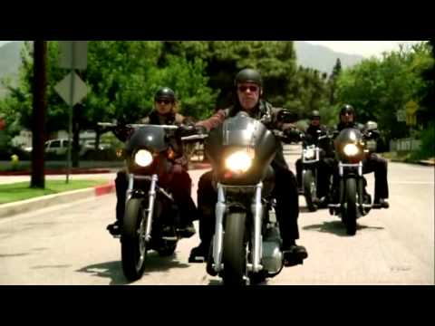 Sons of Anarchy season 1 fight scenes