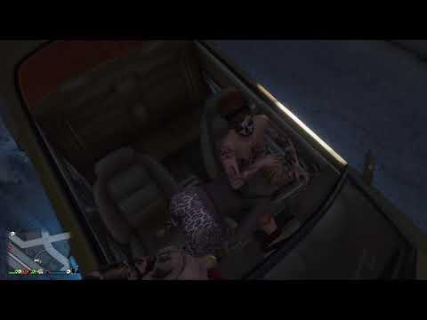 GTA 5: Lesbian prostitute