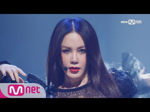 Uhm Jung Hwa  Dreamer Special Stage  M COUNTDOWN 170105 EP505
