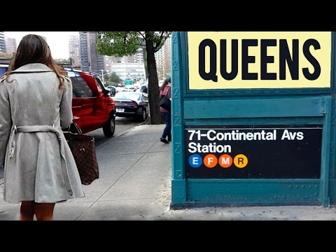 A Trip to Queens, New York City