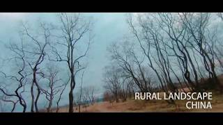 Rural Landscape China- DRONE CHINA - Vlog China