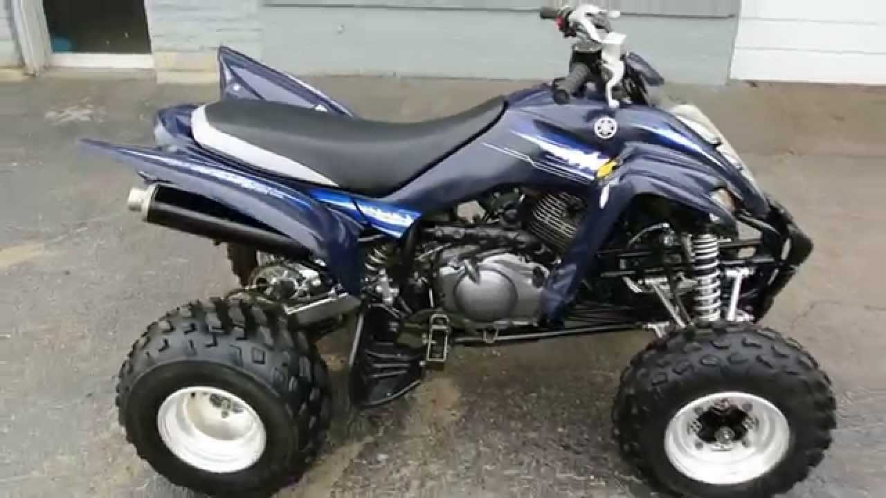 2006 Yamaha Raptor 350R Special Limited Edition  YouTube