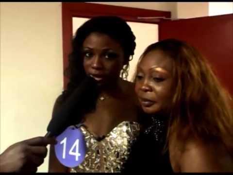 Vidéo Inédite des Coulisses de la finale Miss Gabon 2012