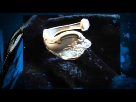 Vintage Silverware Jewellery