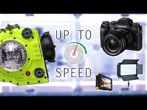 A green RED? + Fuji X-T2 + 10% off my favourite LED Light - Up to speed