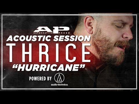 "APTV Sessions: THRICE - ""Hurricane"""