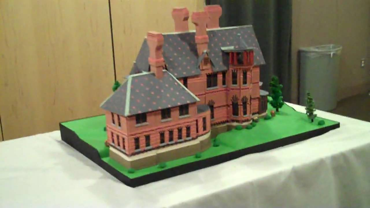 Ace of Cakes at The Mark Twain House & Museum - YouTube